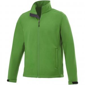 Elevate Maxson softshell dzseki, zöld